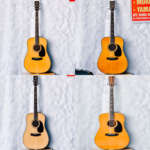 guitar nhật biên hòa morris