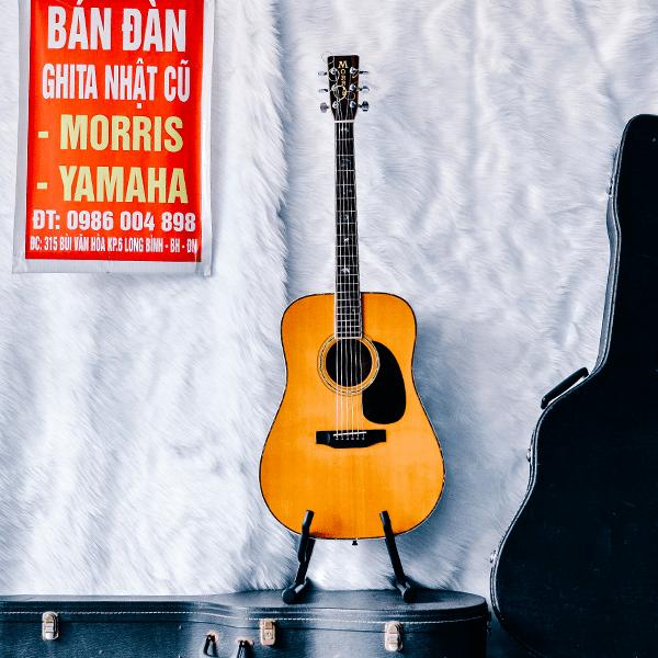 guitar nhật giá rẻ biên hòa