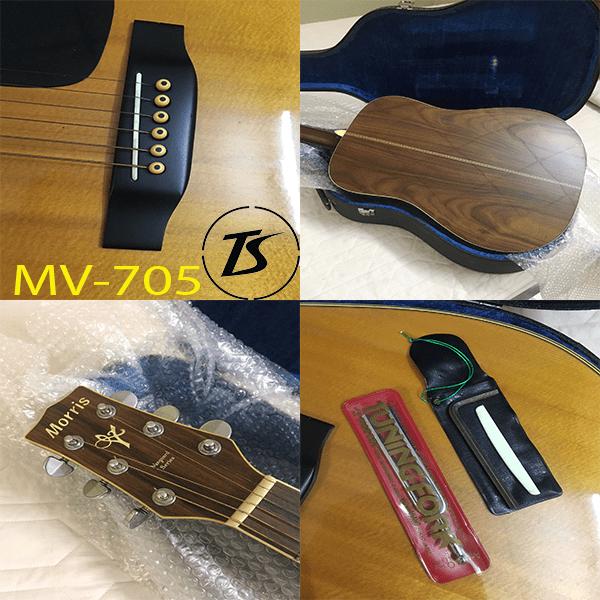 guitar morris mv 705