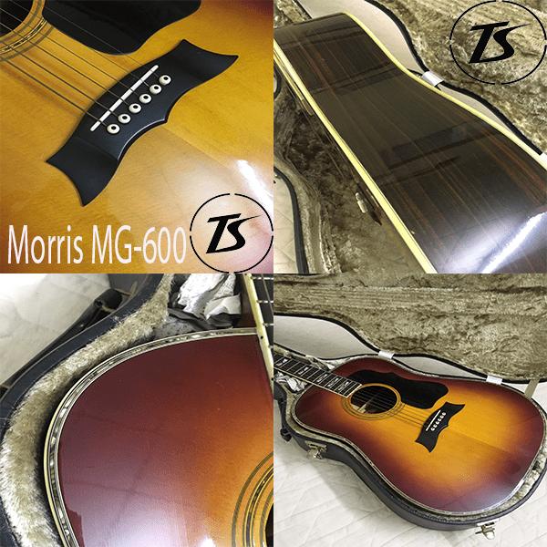 guitar nhật morris mg600