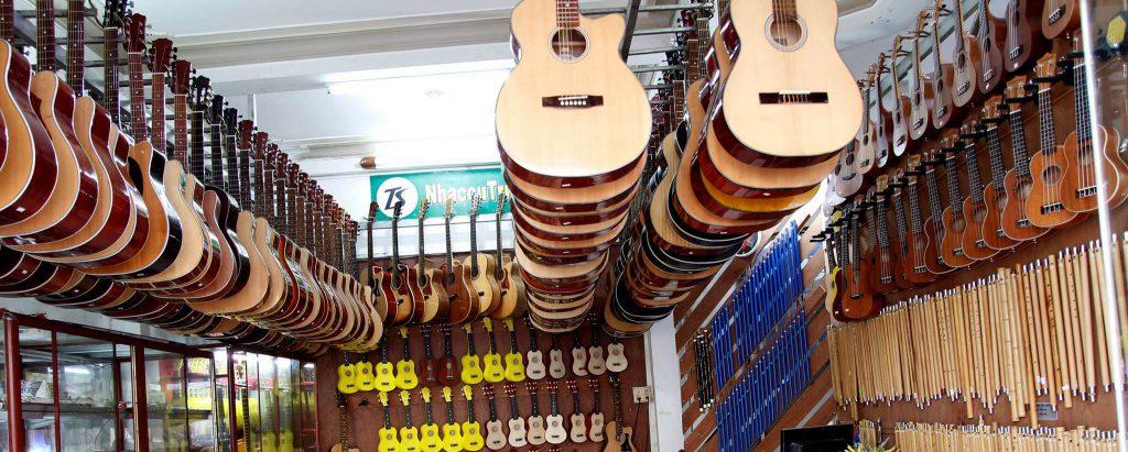 Lợi Ích Khi Chơi Đàn Guitar, Ukuleel, Đàn Kalimba