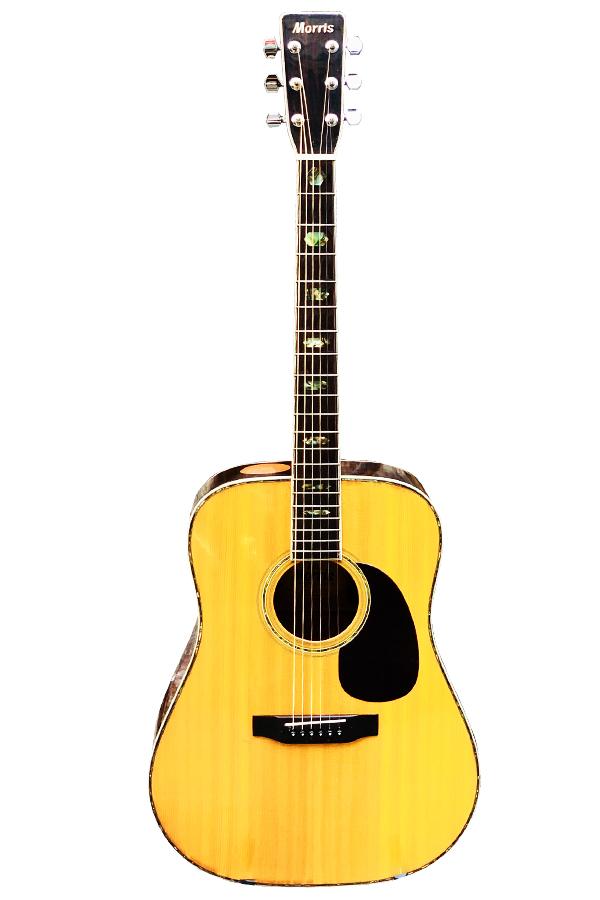 guitar biên hòa morris w40