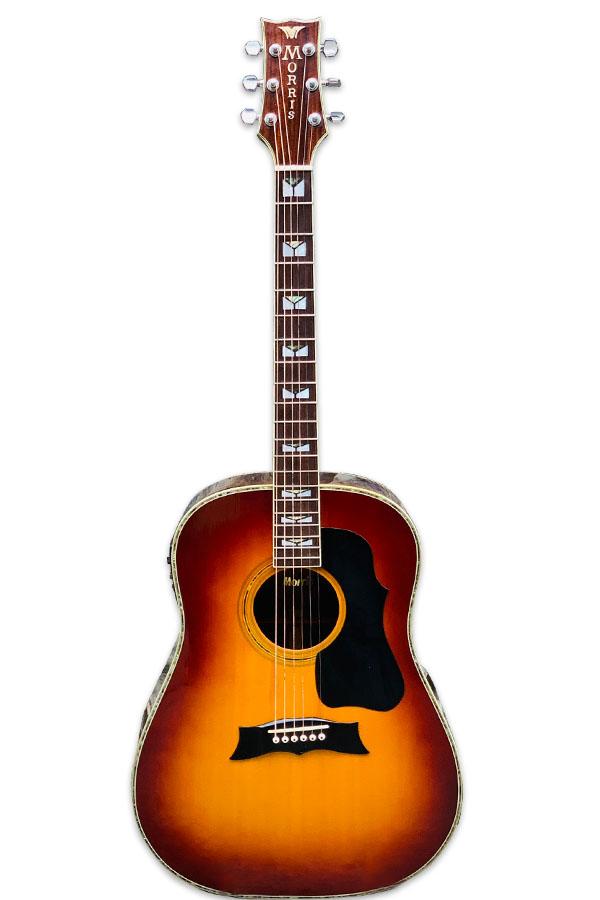 guitar morris MG 600