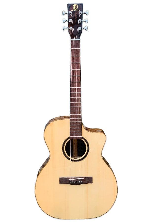 guitar cấm ẩn acoutic biên hòa