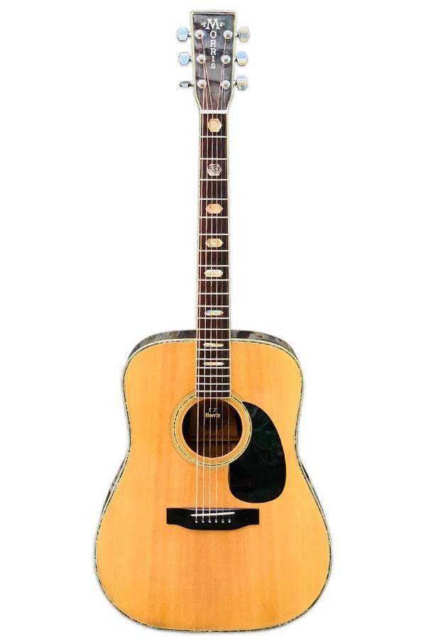 guitar morris w60 biên hòa